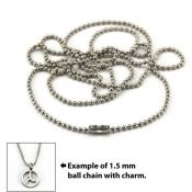 26 inch 1.5mm Ball Chain